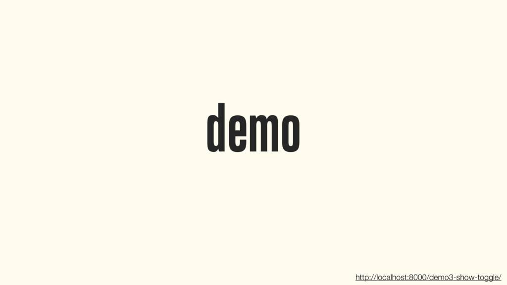 demo http://localhost:8000/demo3-show-toggle/