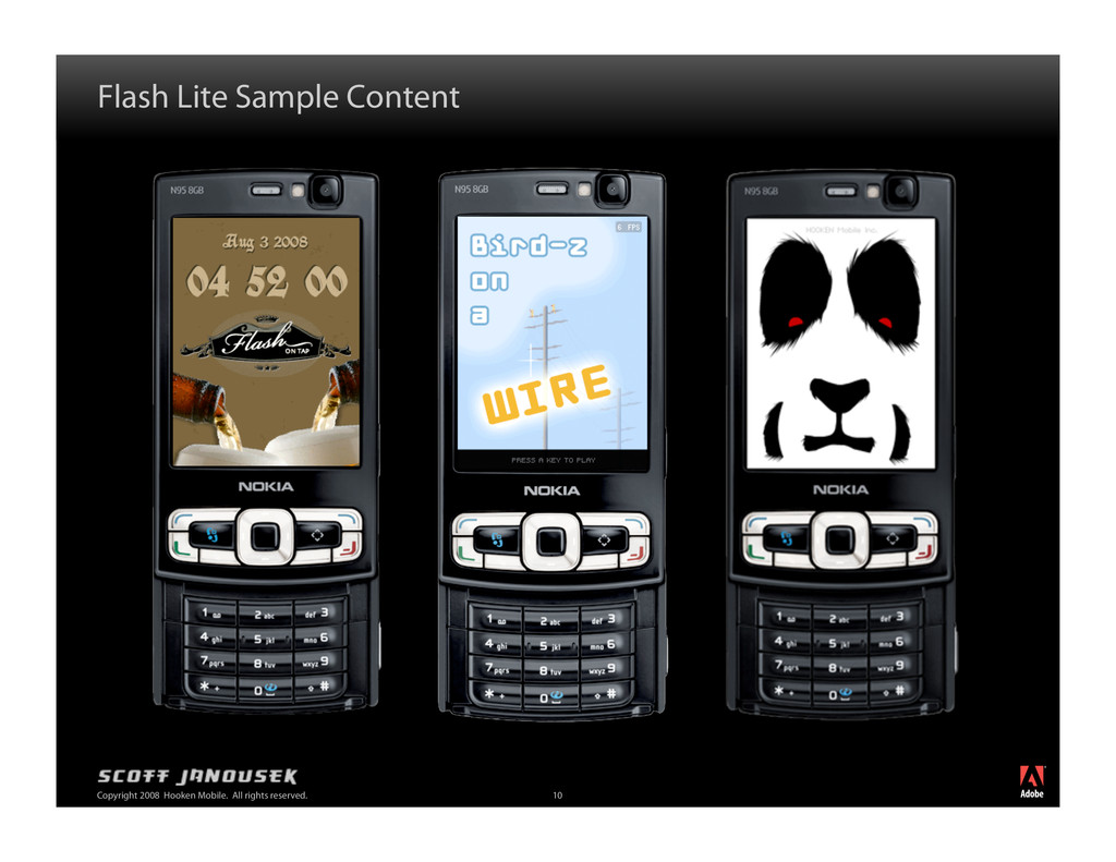 ® Copyright 2008 Hooken Mobile. All rights rese...
