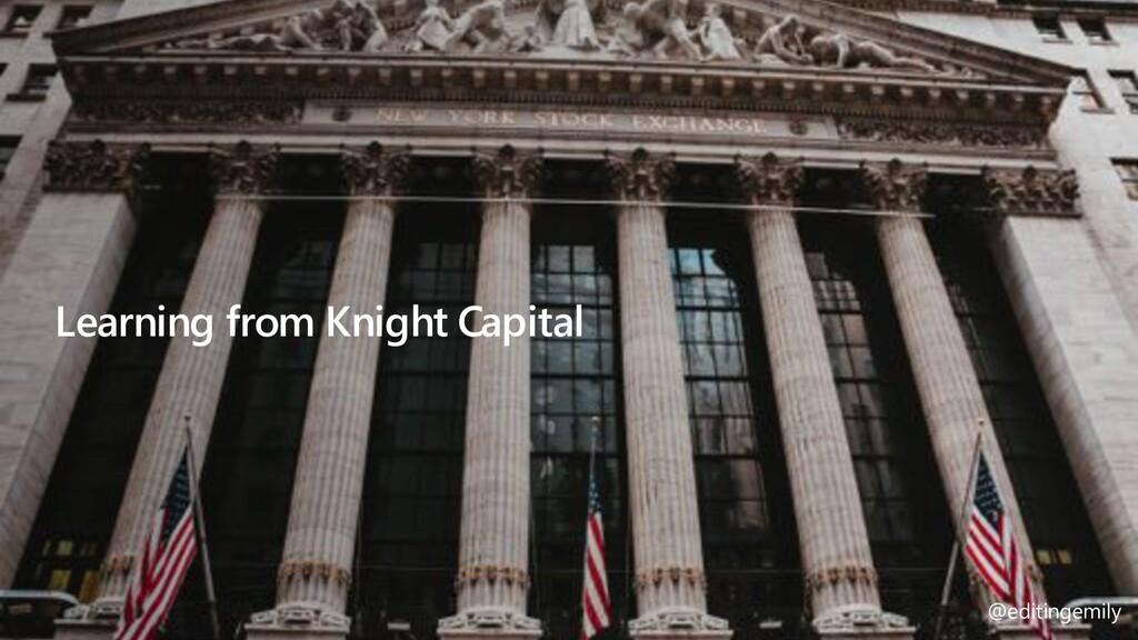 @editingemily | #MSBuild Learning from Knight C...