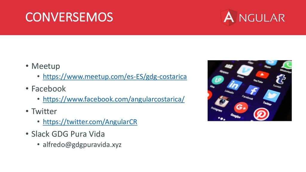 CONVERSEMOS • Meetup • https://www.meetup.com/e...