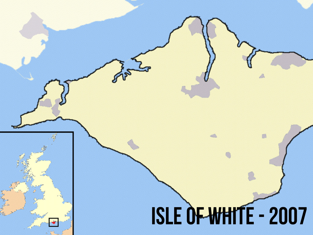 Isle of White - 2007