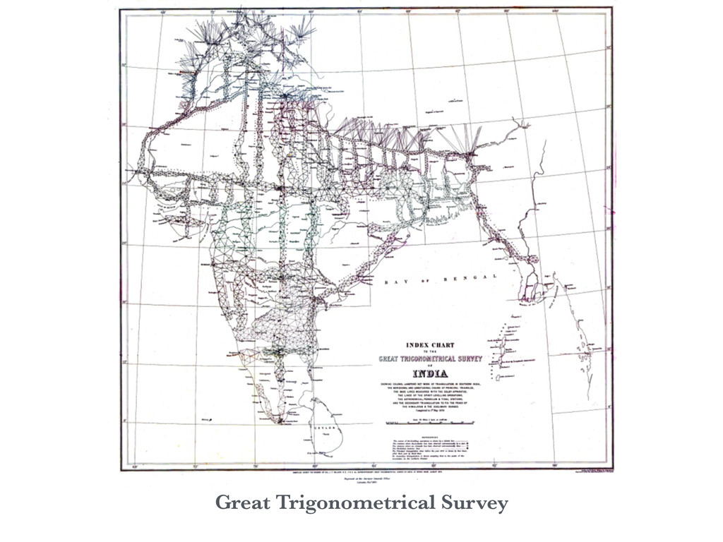 Great Trigonometrical Survey
