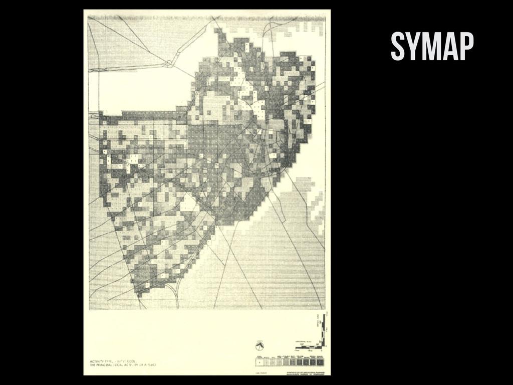 SYMAP