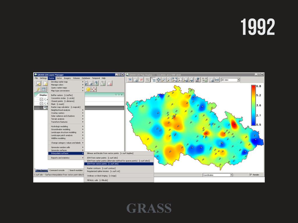 1992 GRASS