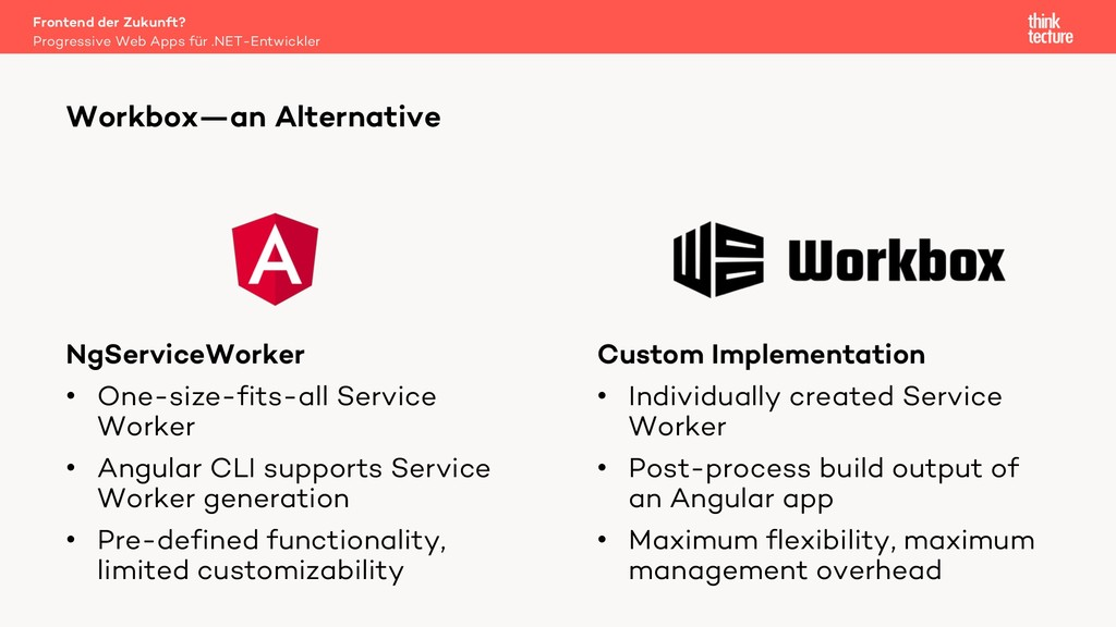 NgServiceWorker • One-size-fits-all Service Wor...
