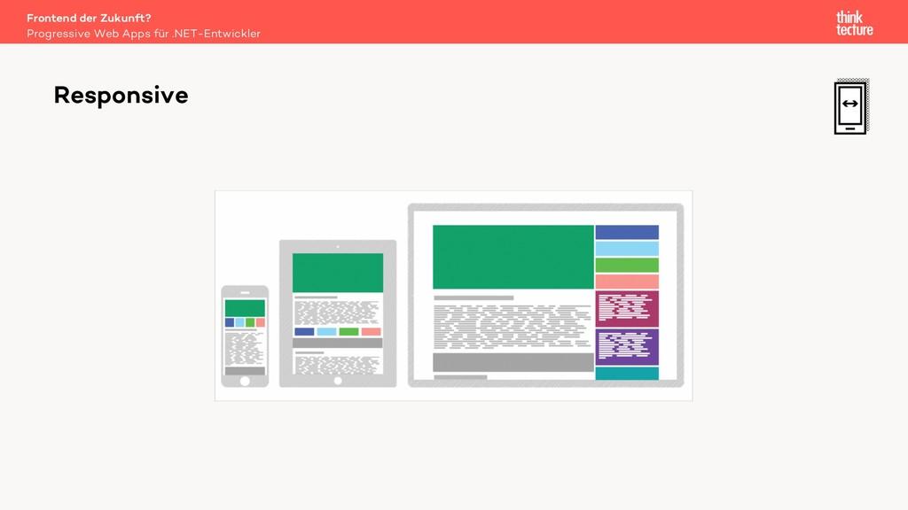 Frontend der Zukunft? Progressive Web Apps für ...