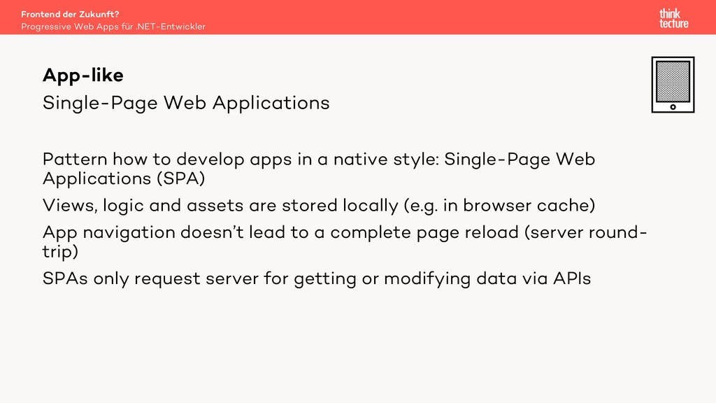 Single-Page Web Applications Pattern how to dev...