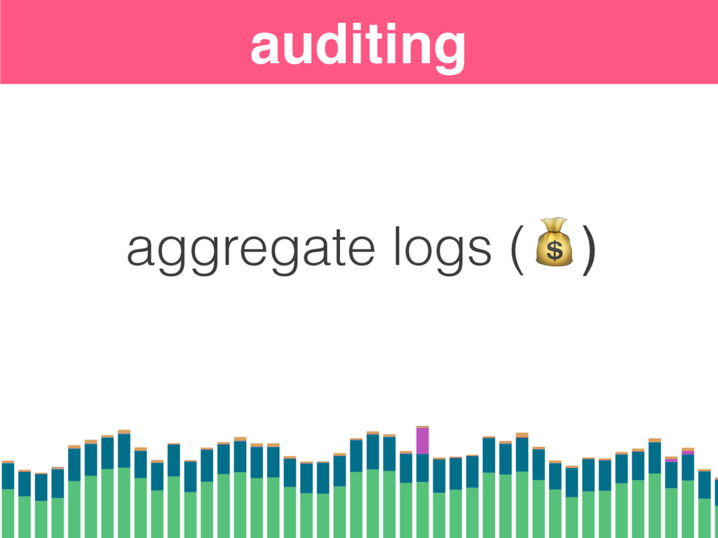 auditing aggregate logs ()