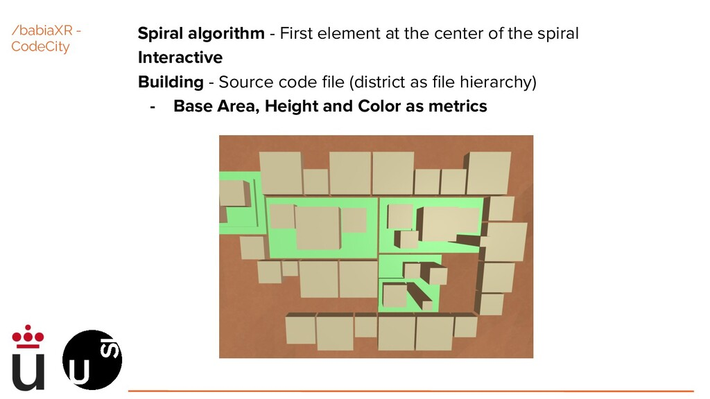 Spiral algorithm - First element at the center ...