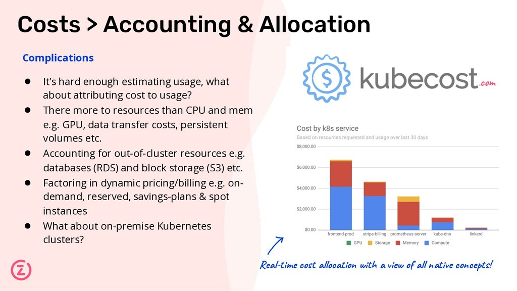 Costs > Accounting & Allocation Complications ●...