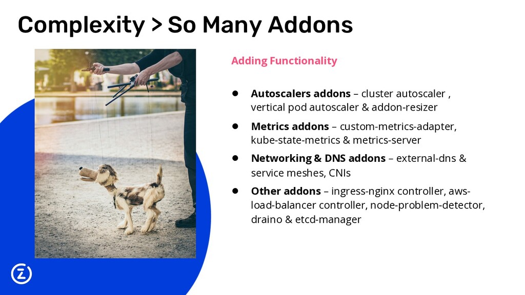 Complexity > So Many Addons Adding Functionalit...
