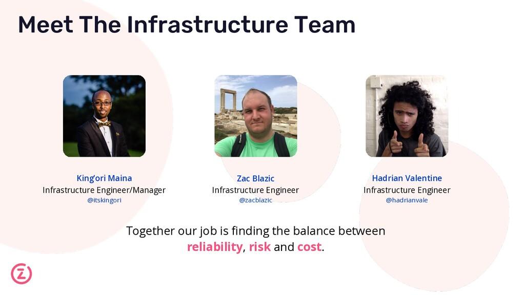 Meet The Infrastructure Team King'ori Maina Inf...
