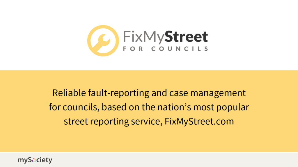 Reliable fault-reporting and case management fo...