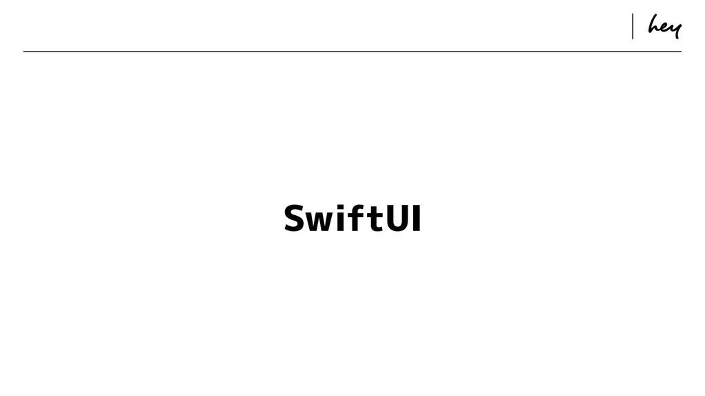 ɹ ɹ SwiftUI