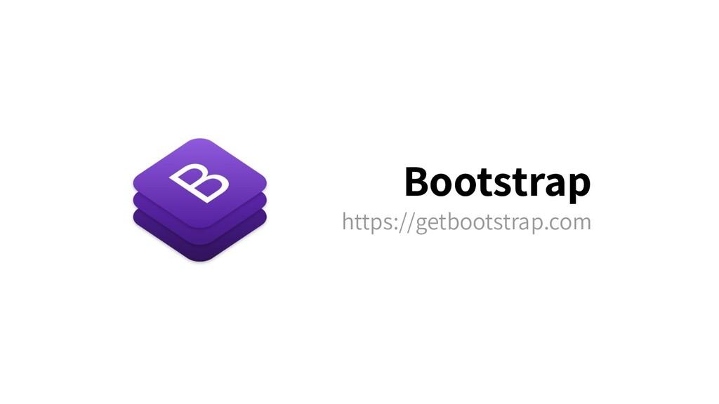 Bootstrap https://getbootstrap.com