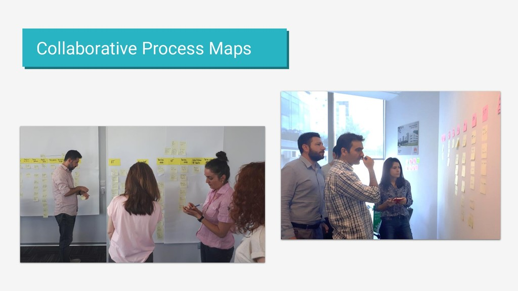 Collaborative Process Maps