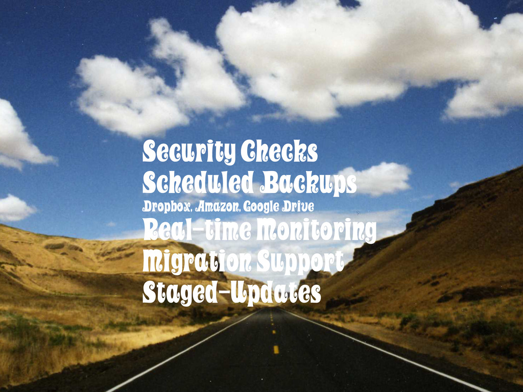 secure Security Checks Scheduled Backups Dropbo...