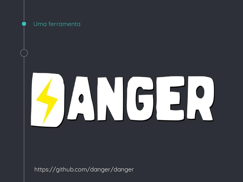 Uma ferramenta https://github.com/danger/danger