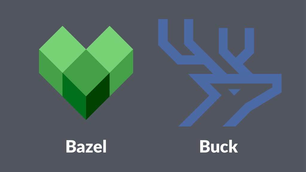 Bazel Buck