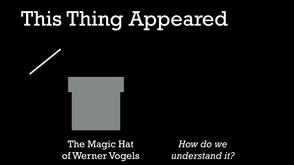 λ This Thing Appeared The Magic Hat of Werner V...