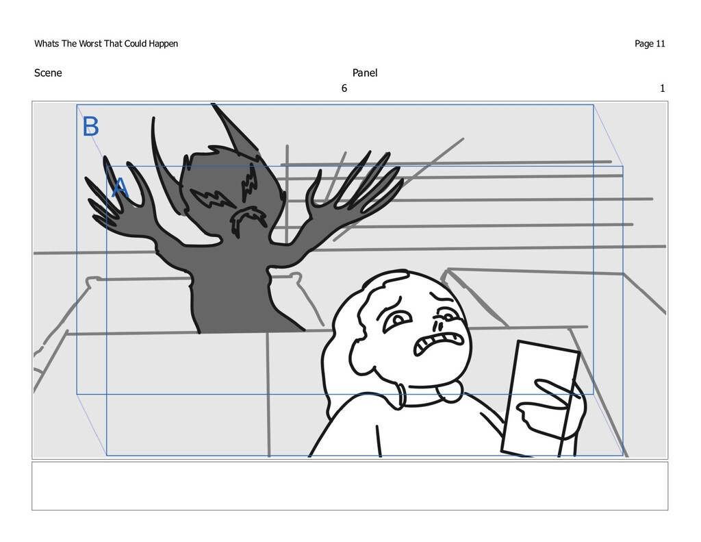 Scene 6 Panel 1 Whats The Worst That Could Happ...