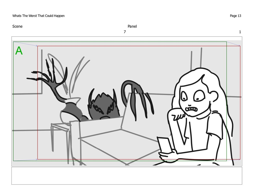 Scene 7 Panel 1 Whats The Worst That Could Happ...