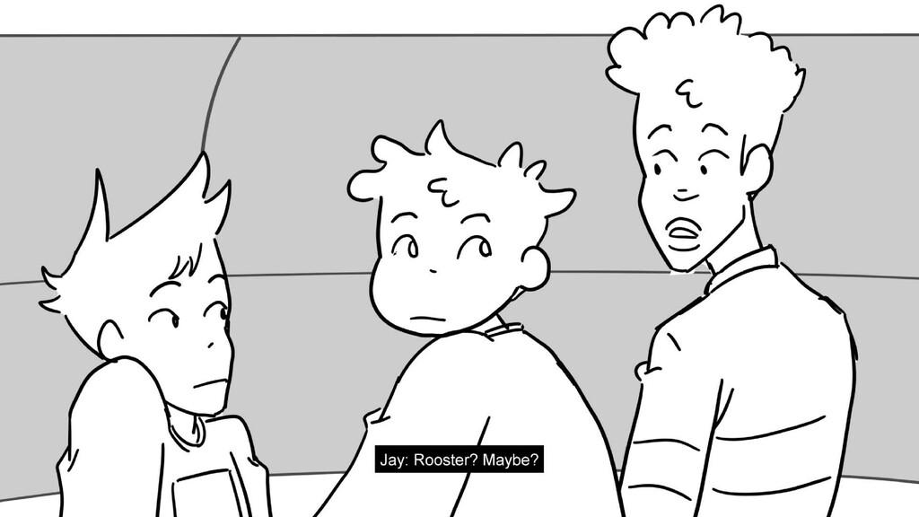 Scene 20 Panel 8 Page 133/145