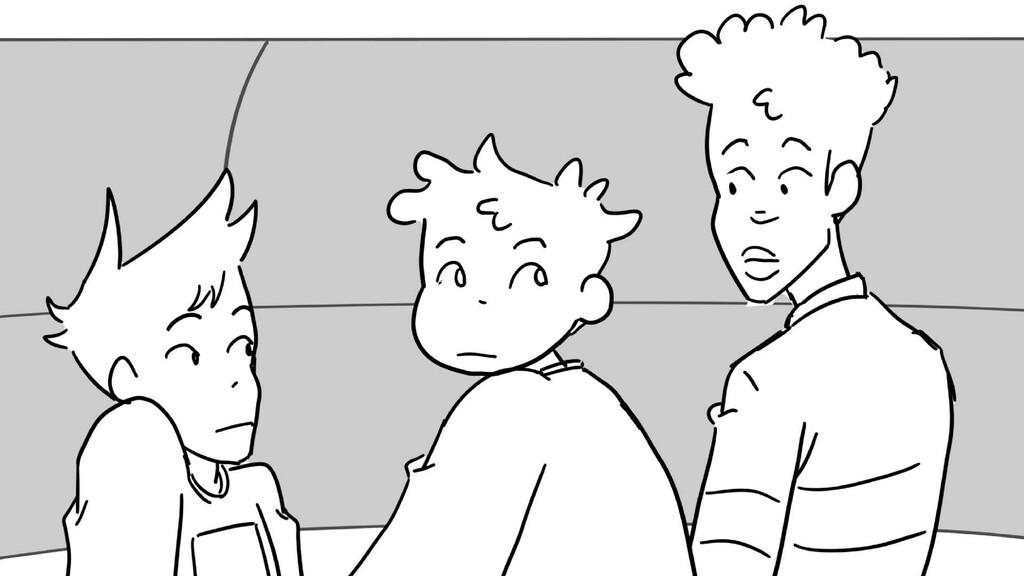 Scene 19_A Panel 1 Dialog Piper: Callum? Hey? A...