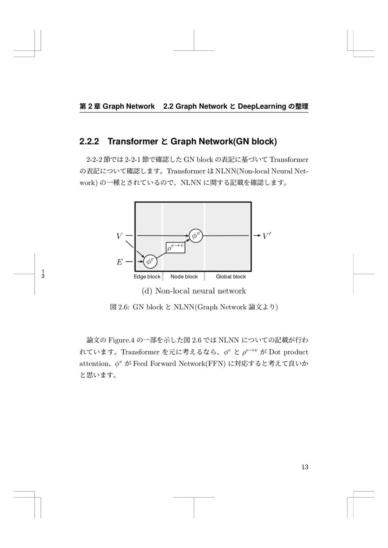 1 3 痥 2 畍 Graph Network 2.2 Graph Network ה Dee...