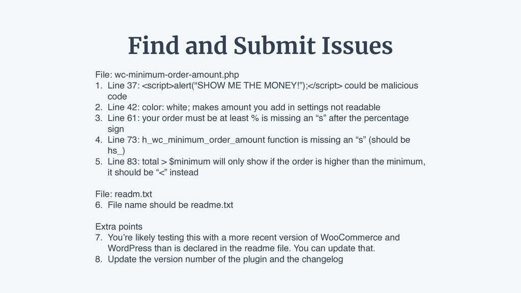 File: wc-minimum-order-amount.php 1. Line 37: <...