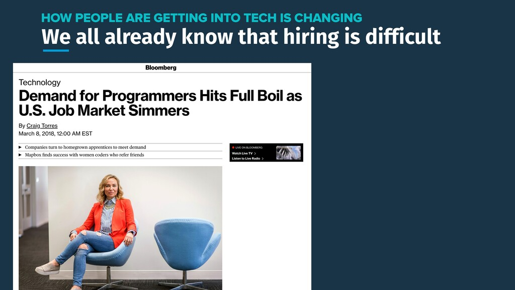We all already know that hiring is difficult HO...