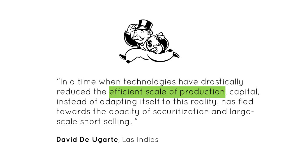 """""""In a time when technologies have drastically r..."""