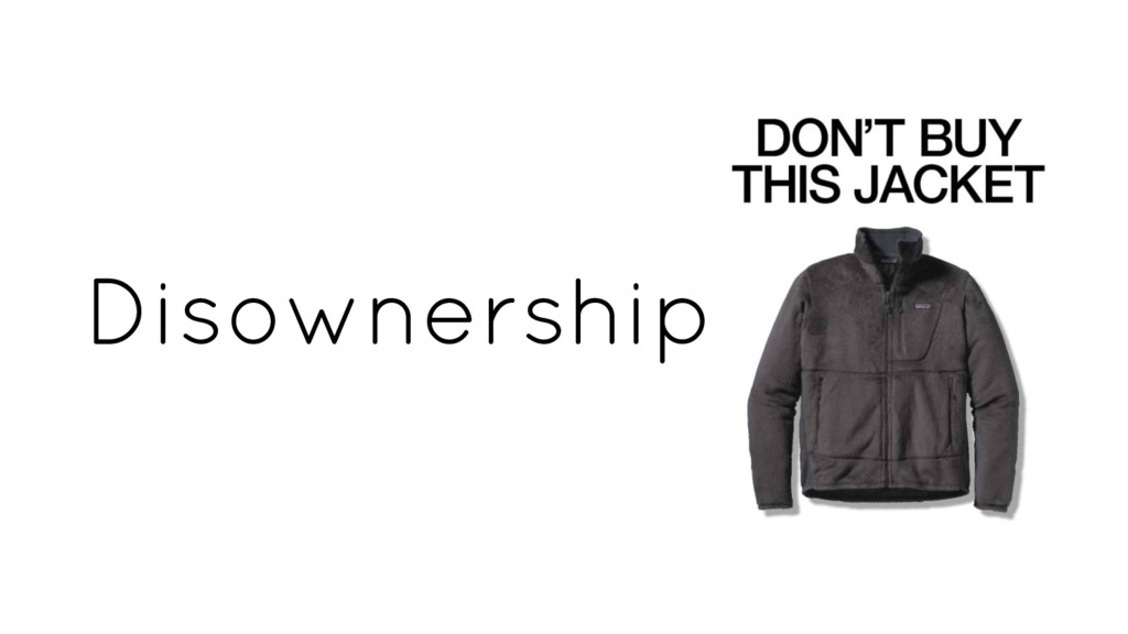 Disownership