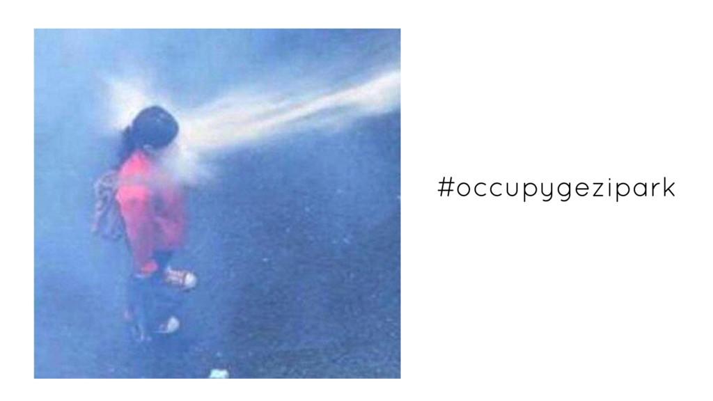 #occupygezipark