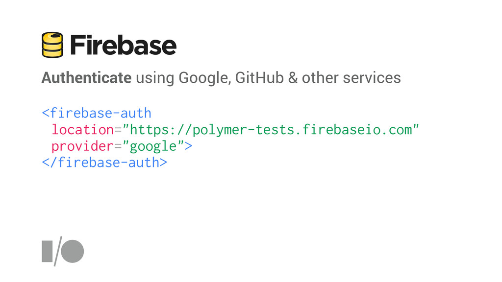 Authenticate using Google, GitHub & other servi...
