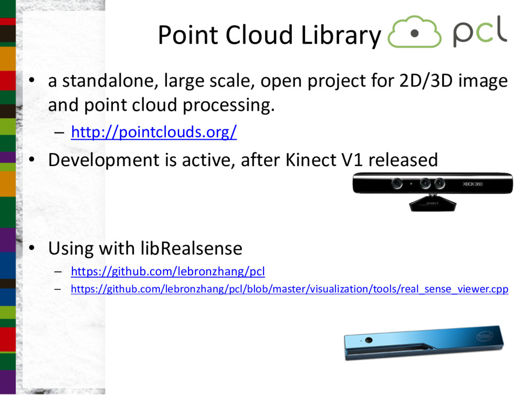 Point Cloud Library • a standalone, large scale...