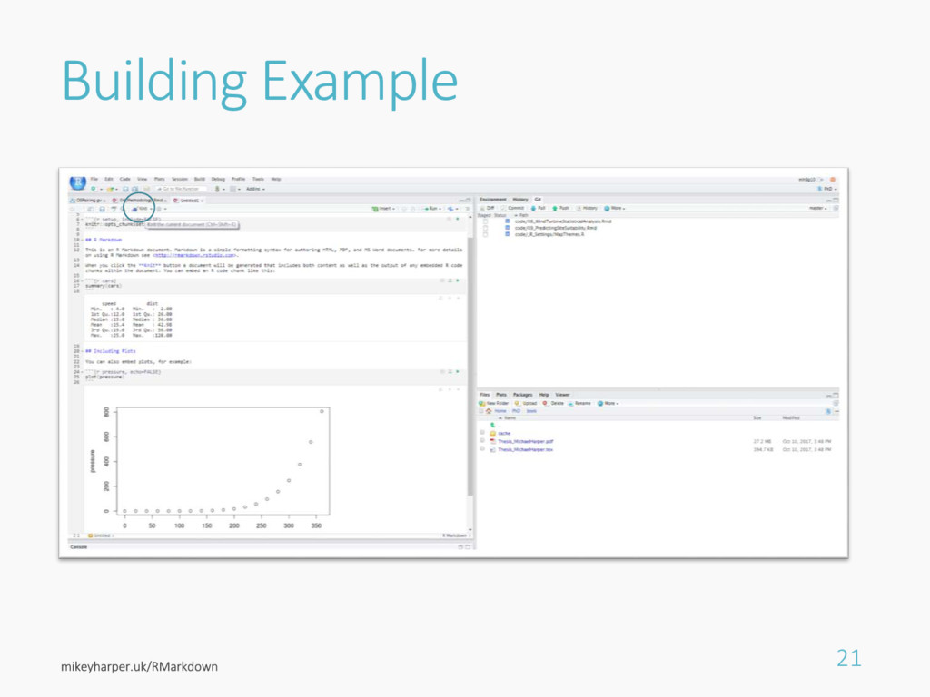 Building Example 21