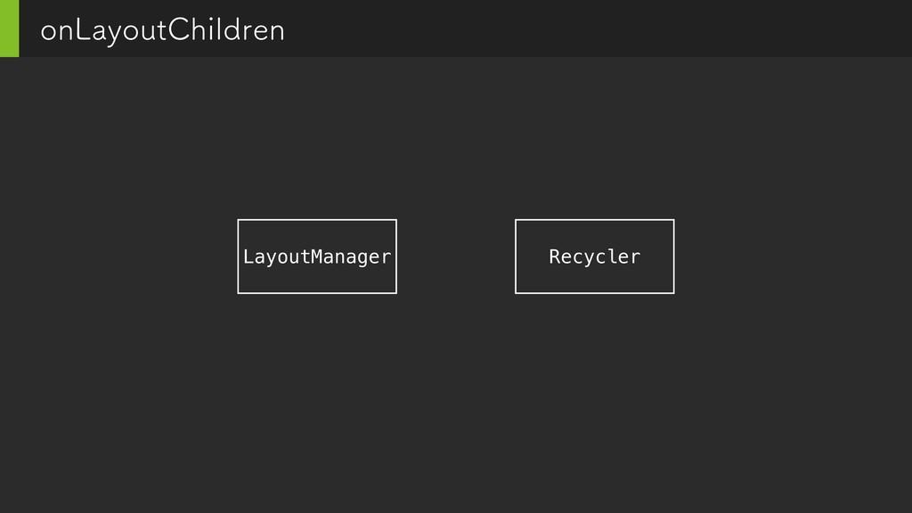 PO-BZPVU$IJMESFO LayoutManager Recycler