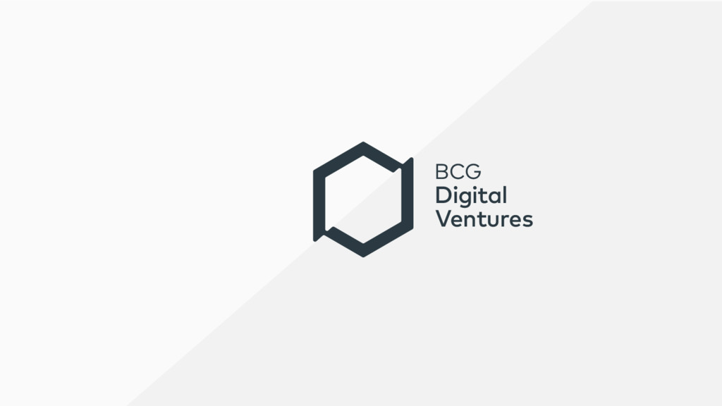 BCG Digital Ventures