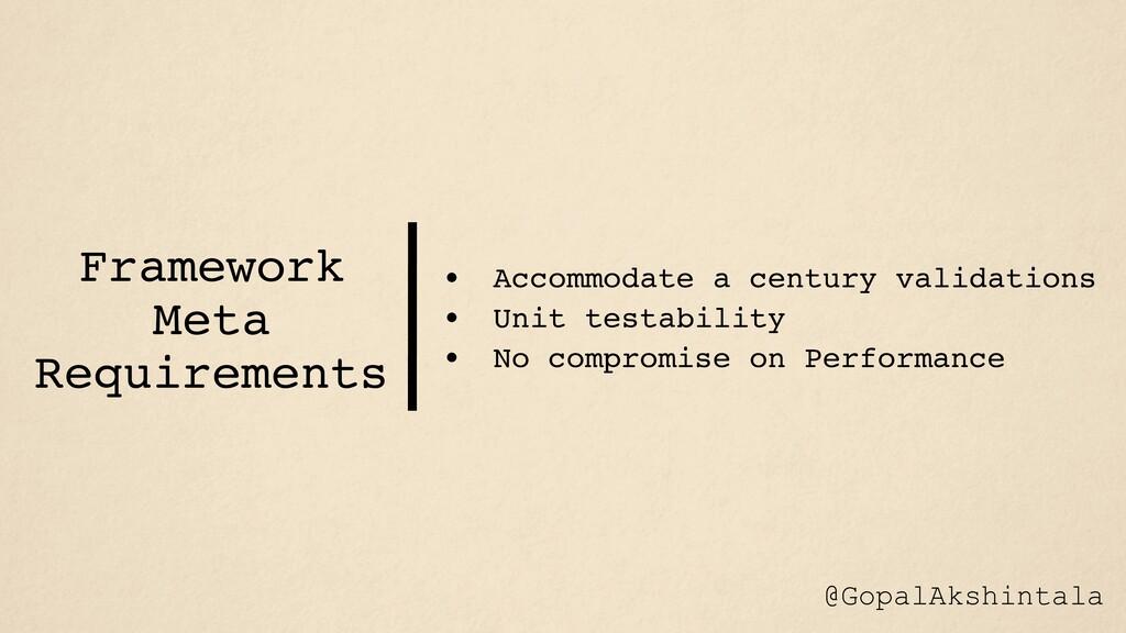 • Accommodate a century validations • Unit test...