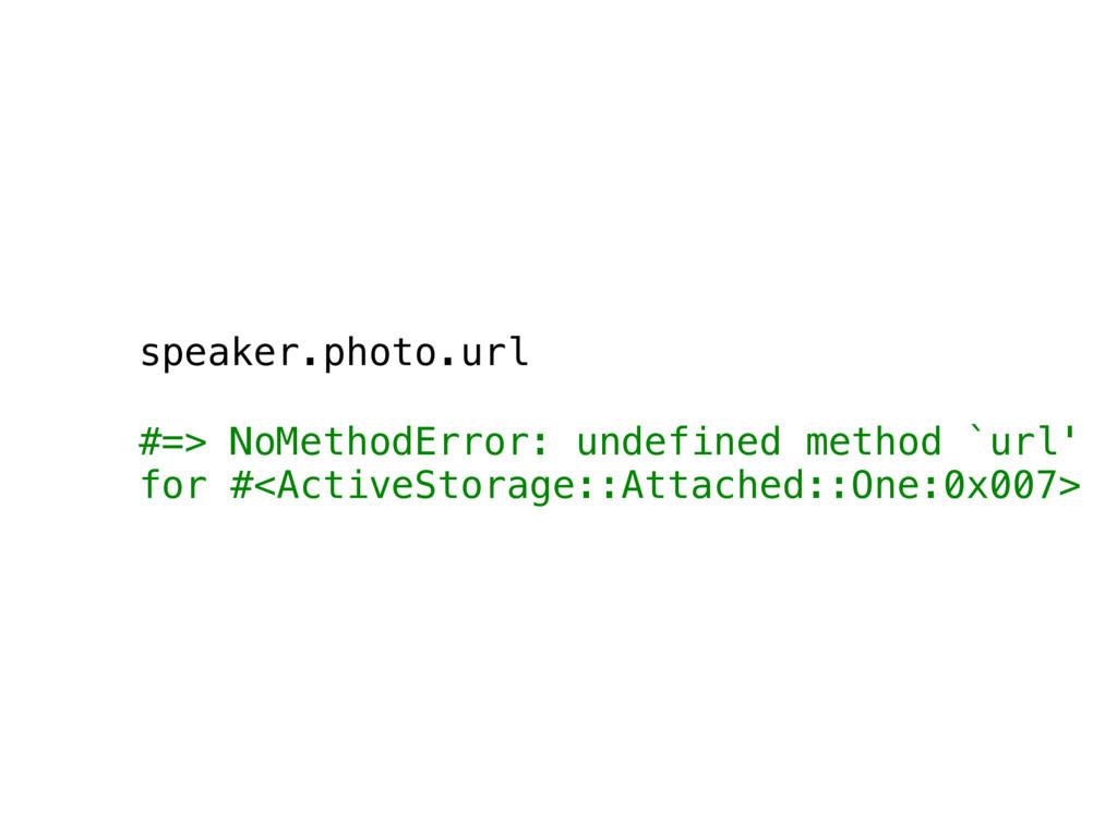 speaker.photo.url #=> NoMethodError: undefined ...
