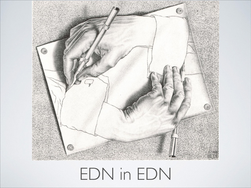 EDN in EDN