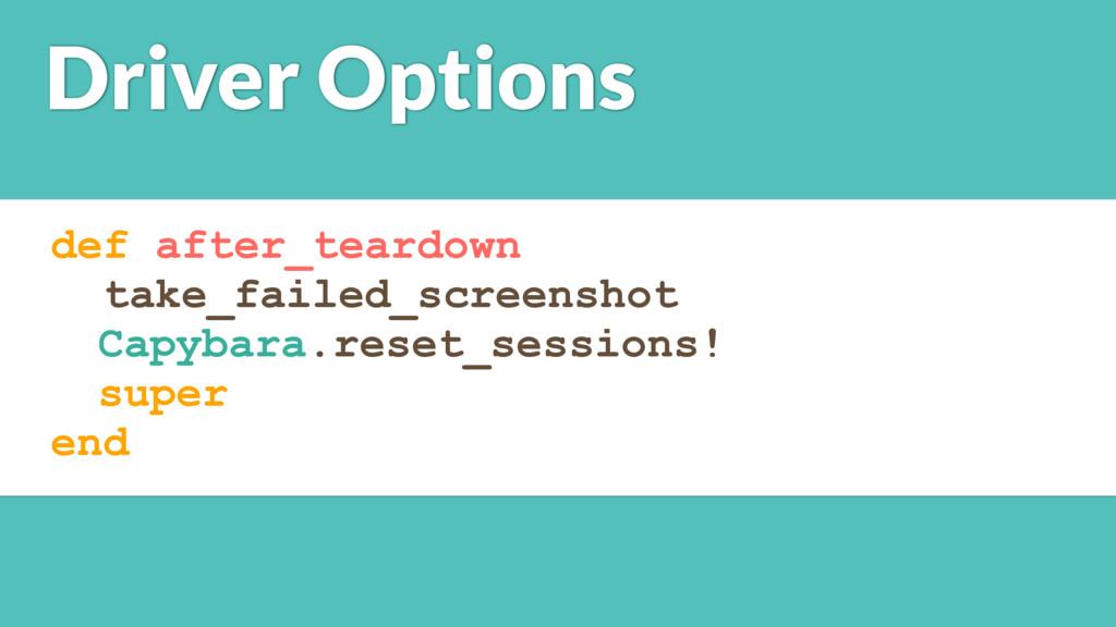 def after_teardown take_failed_screenshot Capyb...