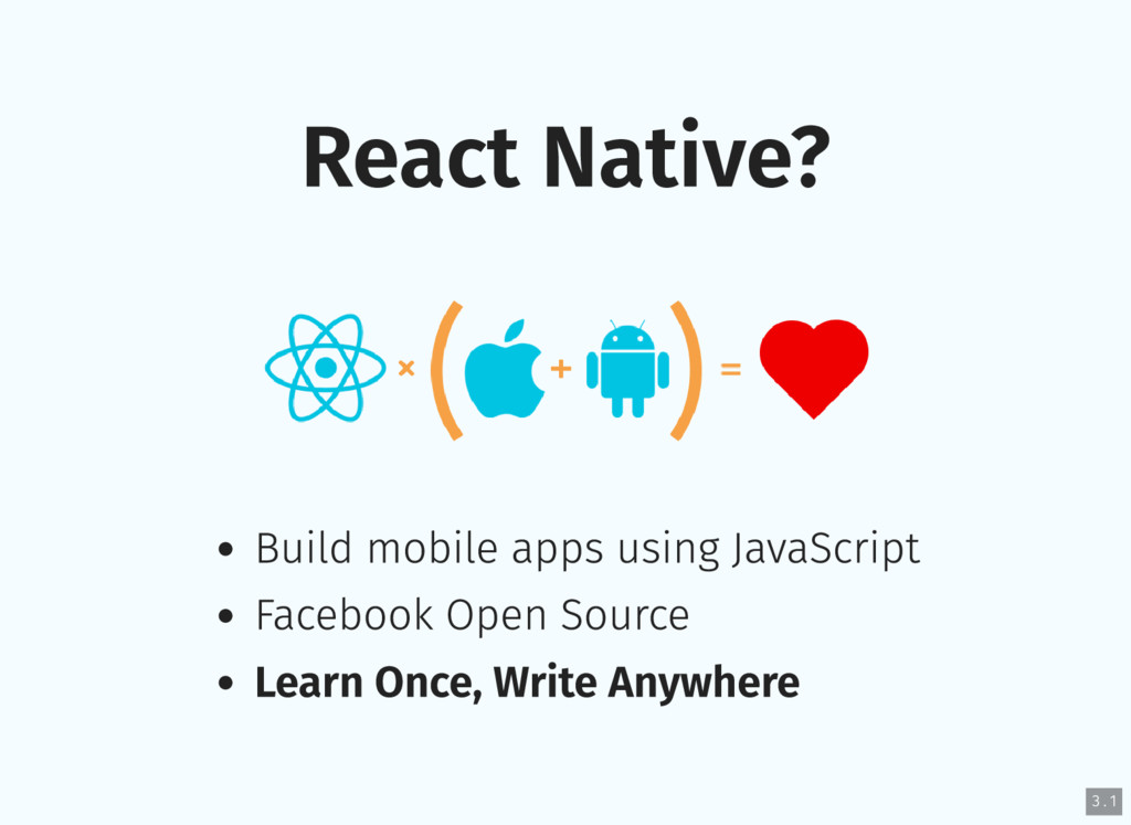 React Native? Build mobile apps using JavaScrip...