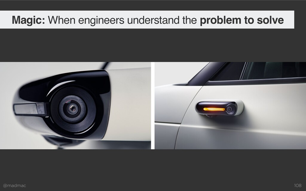 @madmac 108 Magic: When engineers understand th...