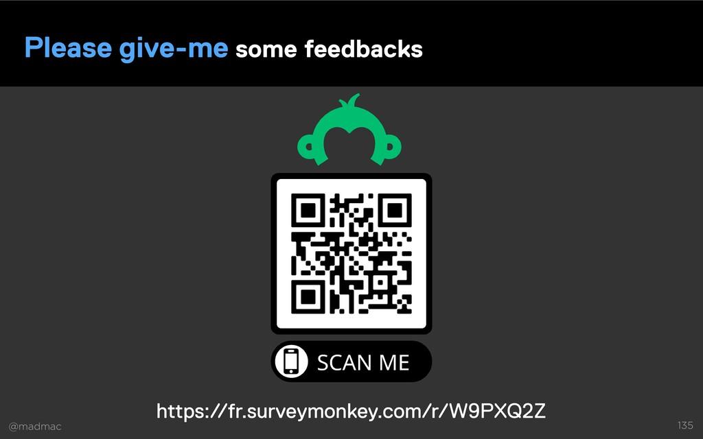 @madmac 135 Please give-me some feedbacks https...