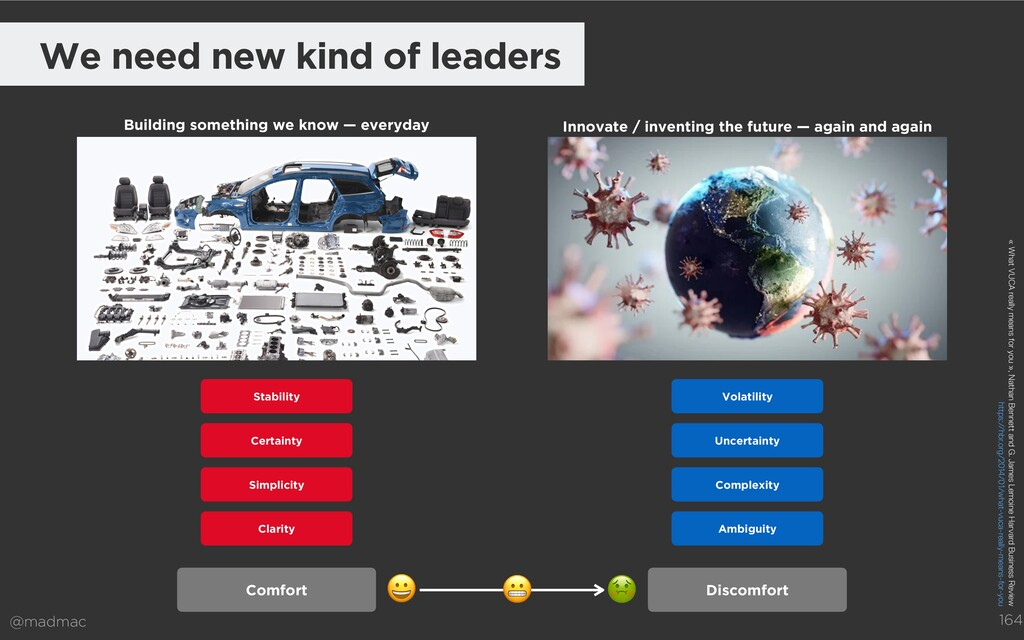 @madmac 164 We need new kind of leaders « What ...