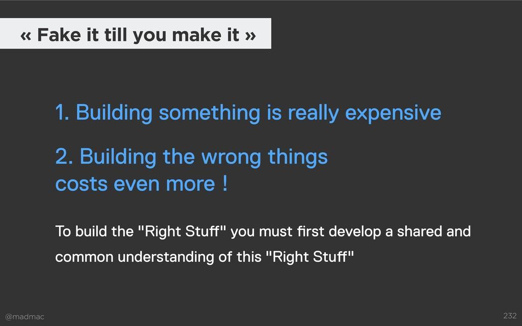 """@madmac 232 To build the """"Right Stu ff """" you mu..."""