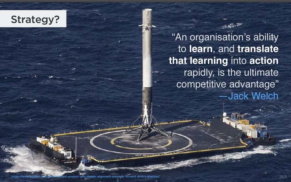 """@madmac 263 """"An organisation's ability to lear..."""