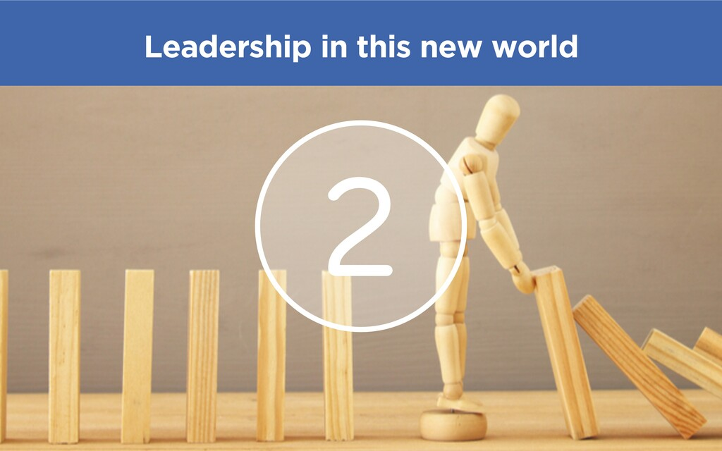 @madmac 2 Leadership in this new world
